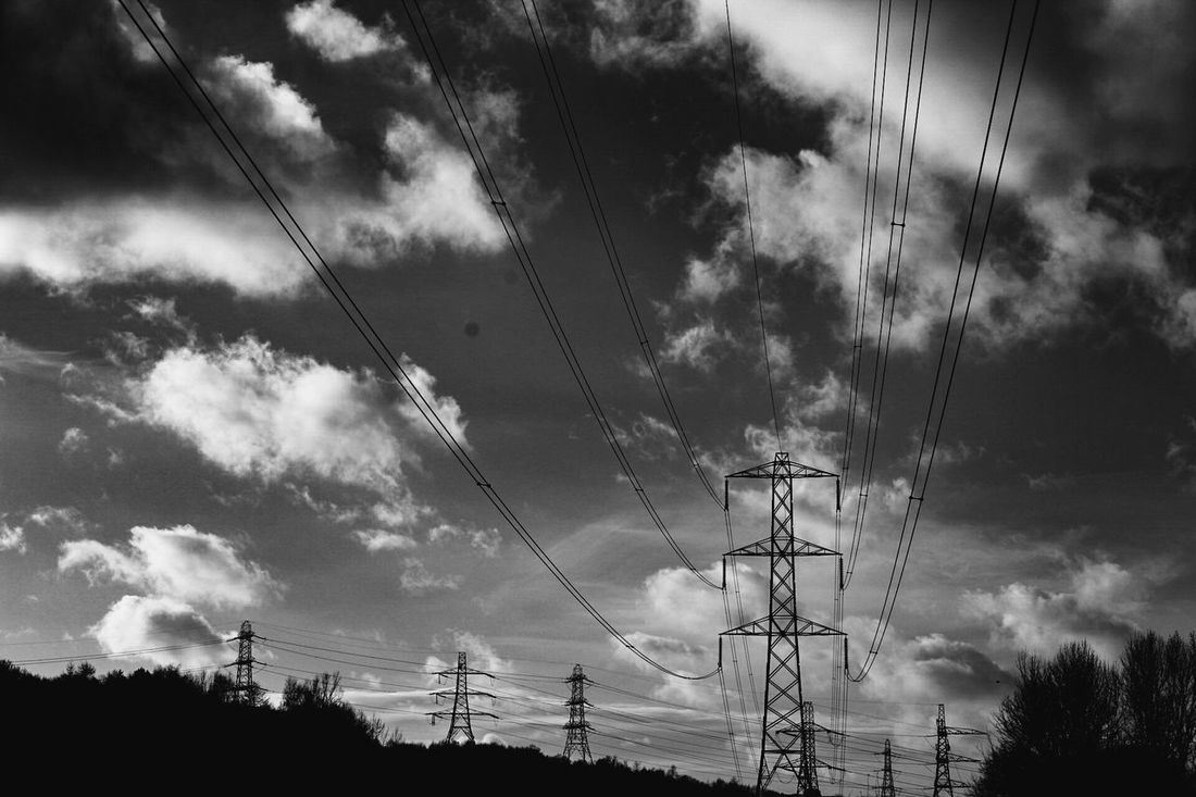 Cloud - Sky Sky Nature Low Angle View No People Beauty In Nature Scenics Pilons Blackandwhite Black And White Bnwphotography Blackandwhite Photography Bnw Photography Black And White Photography