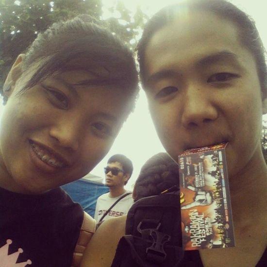 RakrakanFestival : nung nakabili na ng ticket HAHA @otepcate
