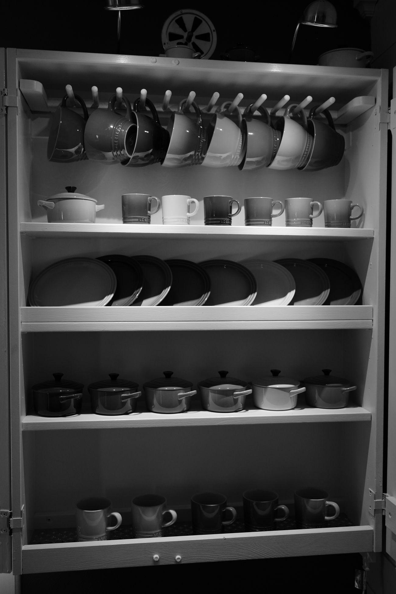Everything In Its Place Taking Photos Monochrome EyeEm Best Shots - Black + White Blackandwhite Svartvitt Cups And Mugs Koppar Home Sweet Home A7RII Sonya7rii FE35 Bnw