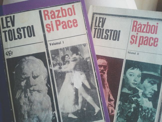 Lev Tolstoi War And Peace ♥