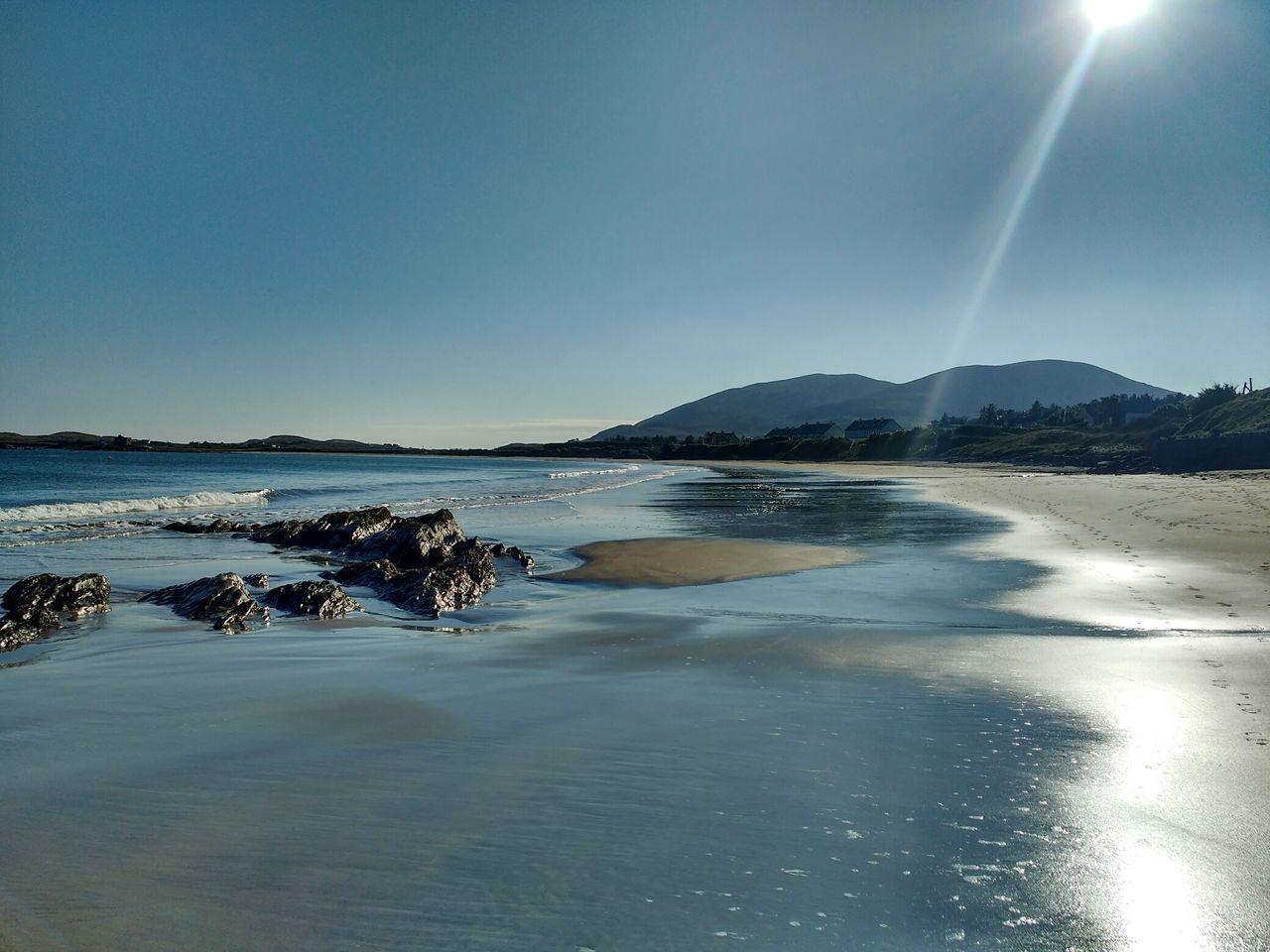 Kerry Ireland Beach Sun Waves, Ocean, Nature No People Empty