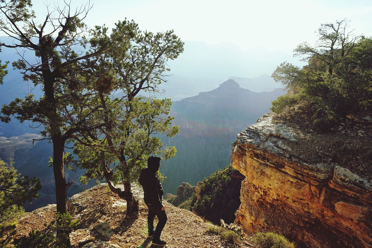 Check This Out Enjoying Life Hello Nature That's Me Grand Canyon!