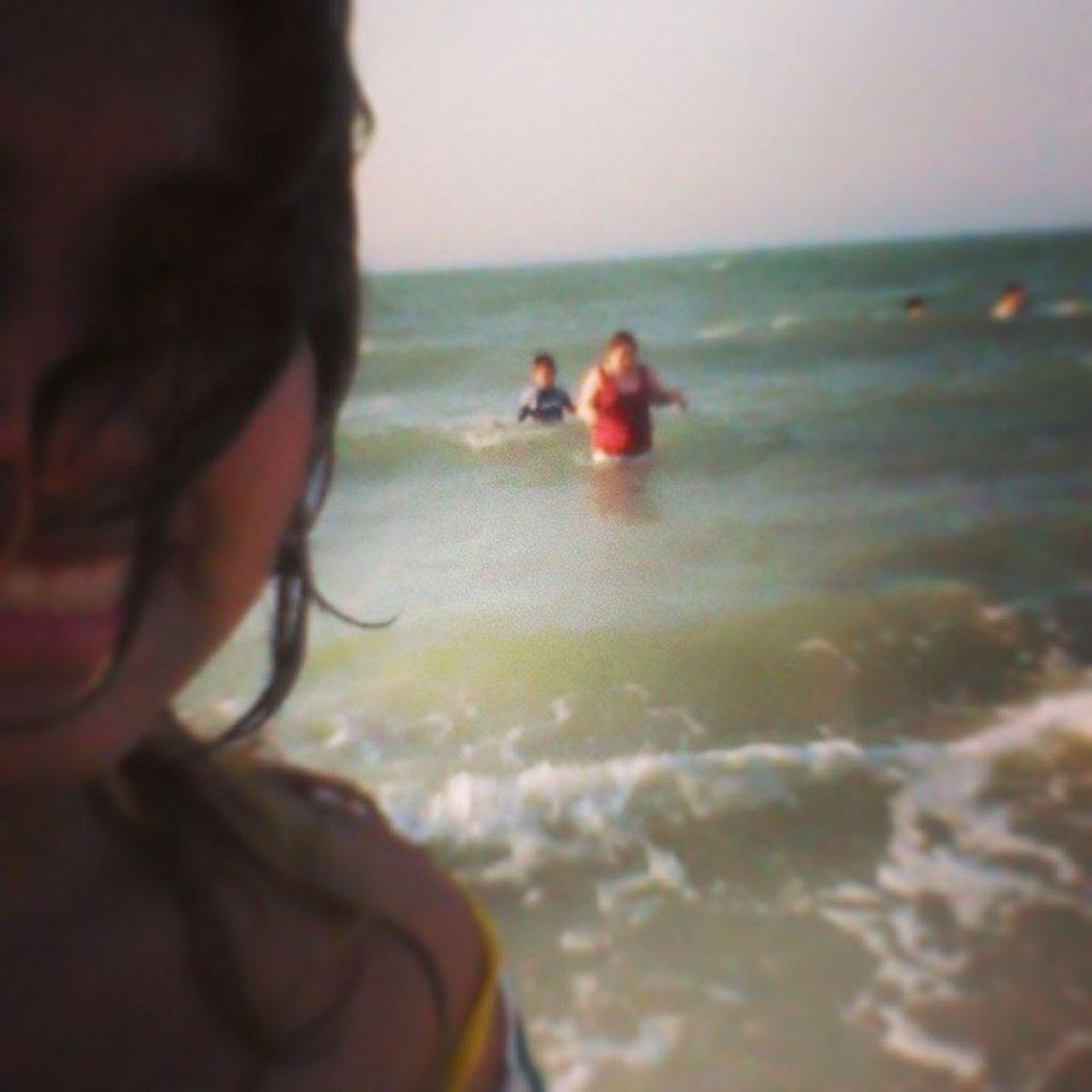 Selfi con Oyuki Sol Jajaja Vecina :3