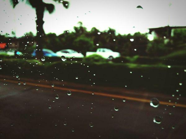 Yesterday🌃 ☔️ Rainydays Thailand🇹🇭 Nakronpatom🚍 My Pictures🌅 Friend❤ First Eyeem Photo
