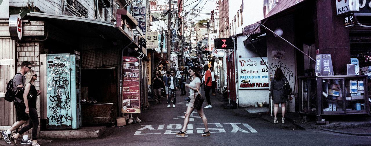 Streetphotography Street People Peoplephotography Walking Around The Street Photographer - 2015 EyeEm Awards Eye4photography  EyeEm Best Shots EyeEm Korea