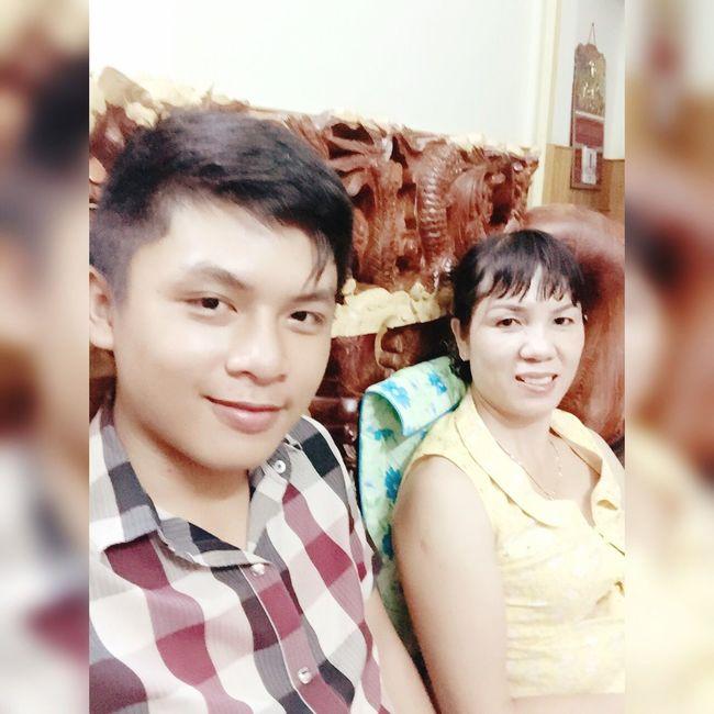 - Mom