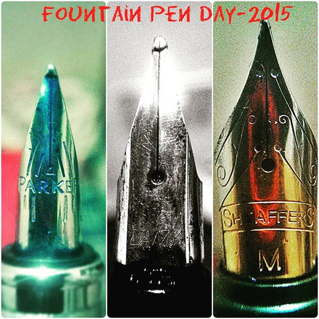 Fp day snap...3 of the fp pens am using right now...Parker, lamy safari and sheaffer. Fpday Fountain Penporn Penaddict Fpdaytoday Penoftheday Sheaffer Lamy Lamypenlover Parkerpens Parker Penpals Fpday2015 Fp Nexus F4follow F4F