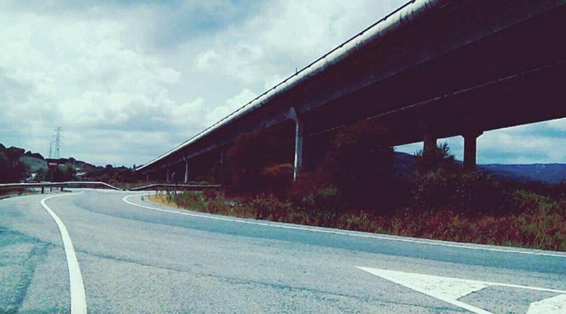 Jerez De La Frontera Photography Taking Photos Alone Highway