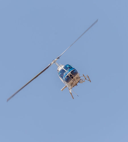 Aircraft Aviation Aviationphotography Bell 206 Blue Day Helicopter Police Helicopter Sky Skyporn