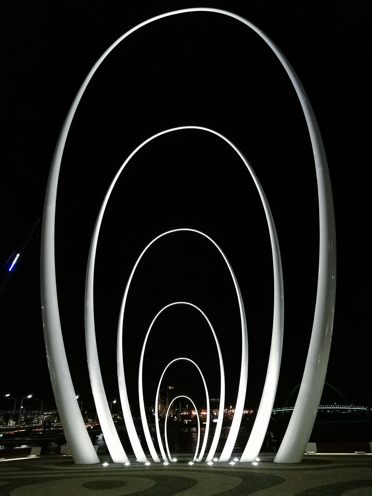 Futuristic EyeEmNewHere Elizabeth Quay Perth Downtown District Architecture