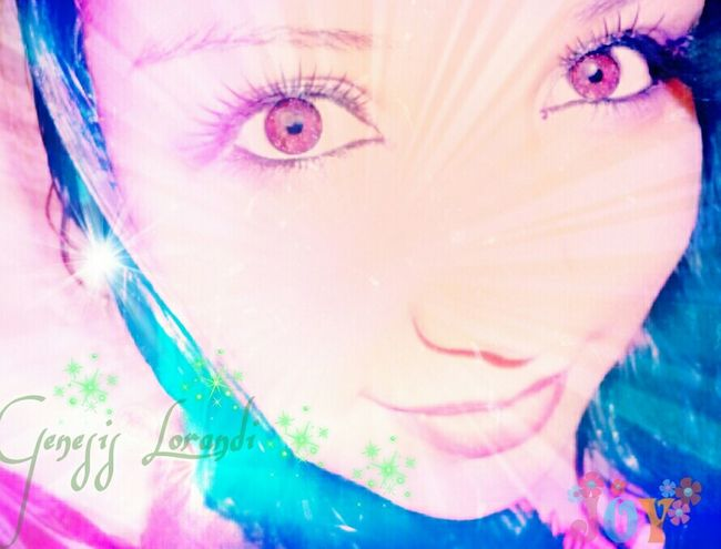 Live colors...