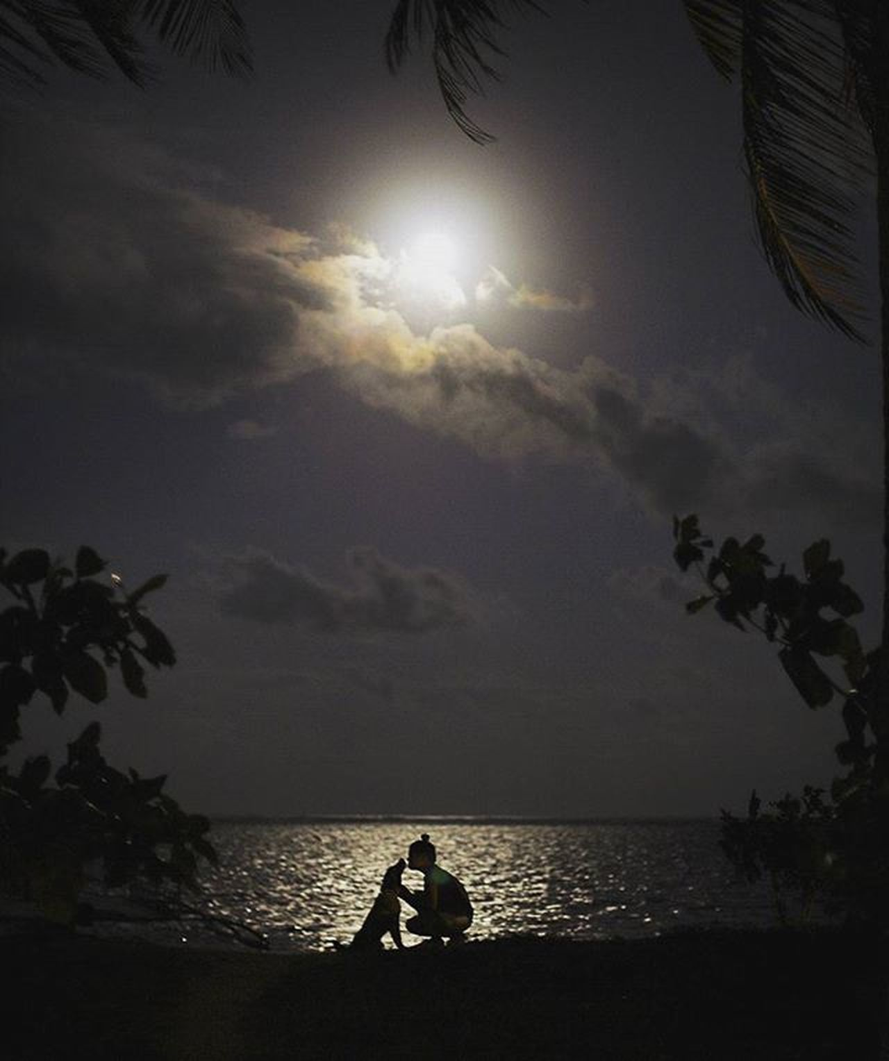 Almost full Moon in Paradise with Wonderful Models , what else can I ask for? Thanks Dom and Chetos! Photooftheday Picoftheday Wanderlust Instagood Instatravel Travel Explore Travelphotography Itsmorefuninthephilippines Pinoy ASIA Paradise Siargao Fullmoon Reflection Awesome Tourism