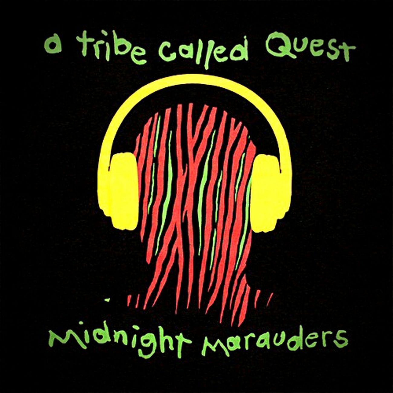 A Tribe Called Quest Classic for Friday Night - Q-tip, Phife Dawg, Ali Shaheed Muhammad