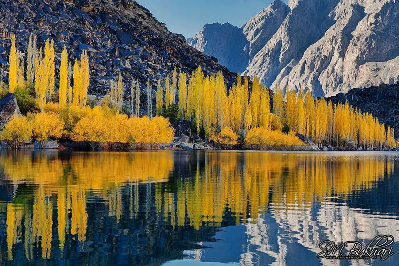 Skardu Beauty Of Pakiatan Lake Khouchara