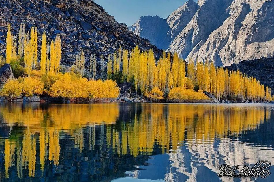 Skardu Beauty Of Pakiatan Lake Khouchara