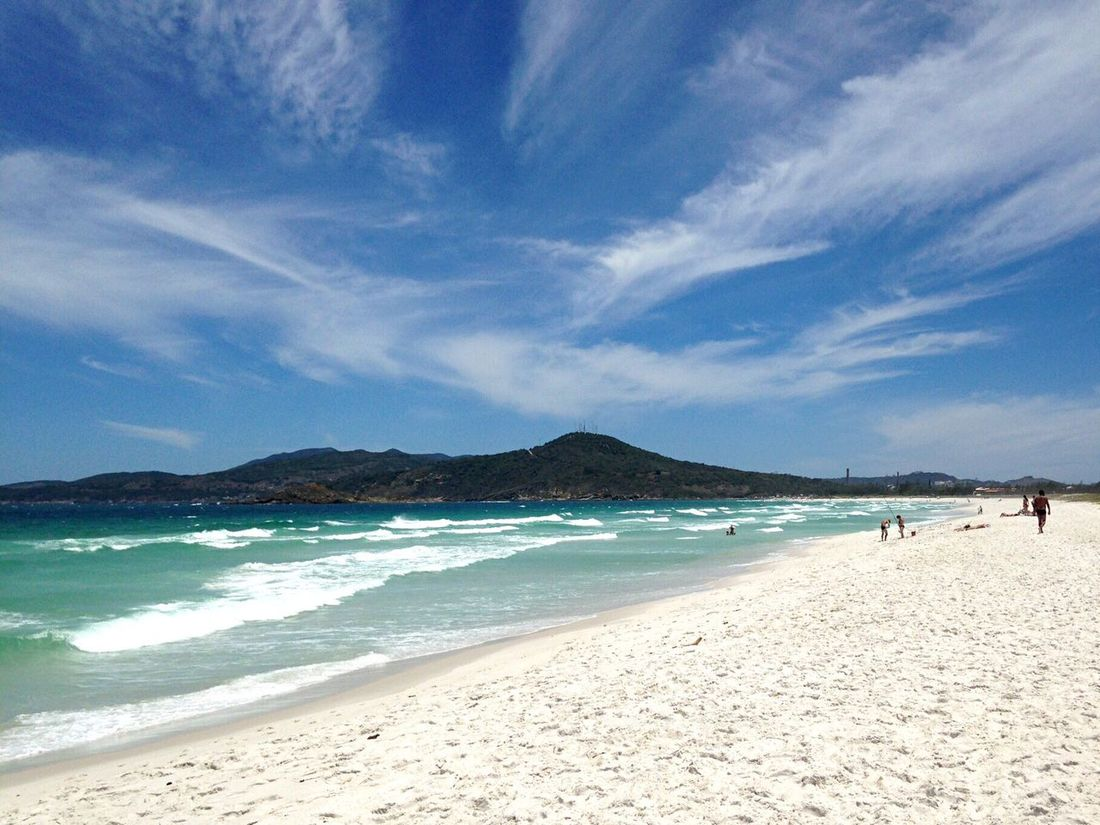Beach Sand Vacations Tourism Brazil Panorama Cabo Frio EyeEm Photo Gallery ⛵☀️