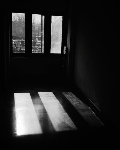 Light and shadow Window Sunlight Indoors  Built Structure Architecture Kashmir Kashmirdiaries Kashmirphotographers Kashmir Is Heaven