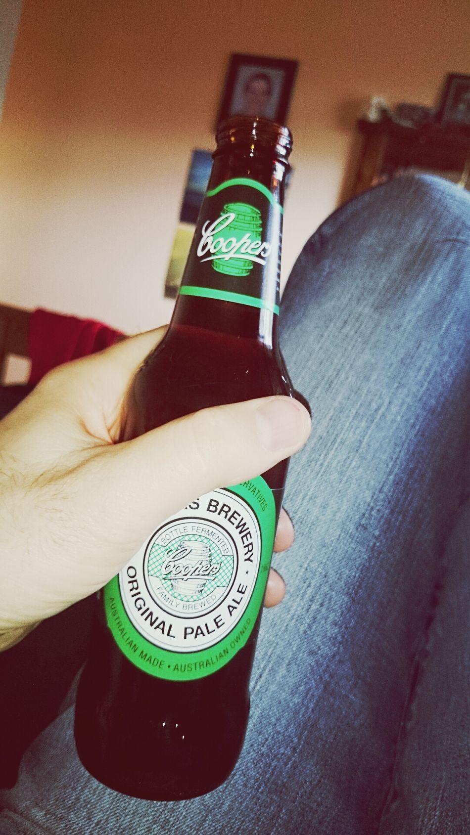 good tasty SA beer. Coopersbrewery