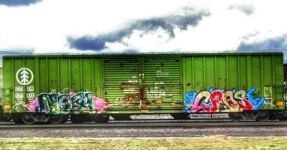 Train Trains Freighttraingraffiti Trainswithgraffiti Fr8 Fr8Heaven Benching Benched Graffhunter Graffiti