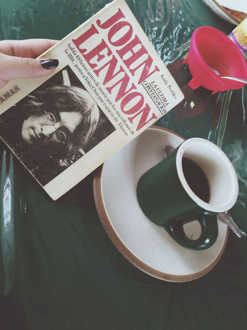 Coffee The Lennon Tapes