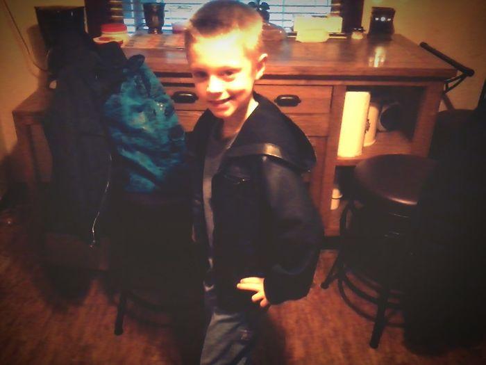 My Peanut . <3 Jordan Bloom My Son :) Love My Family ❤