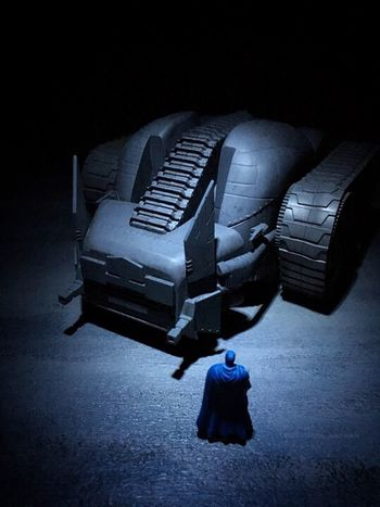 """""""If it's war they want, I've got just the thing..."""" Darkknightreturns FrankMiller Darkknight Batman Toyphotography Actionfigurephotography DkR"""