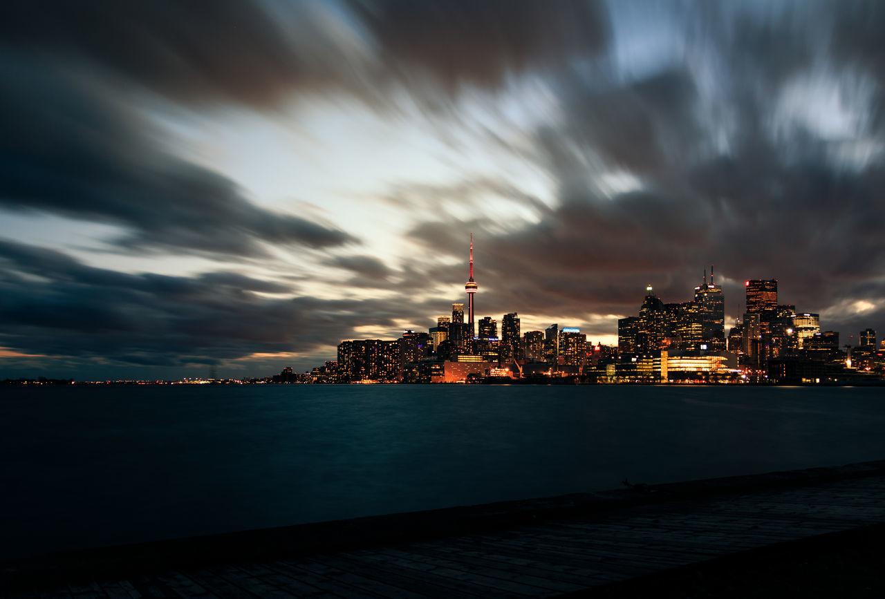 Beautiful stock photos of sky,  Architecture,  Boardwalk,  Built Structure,  Canada