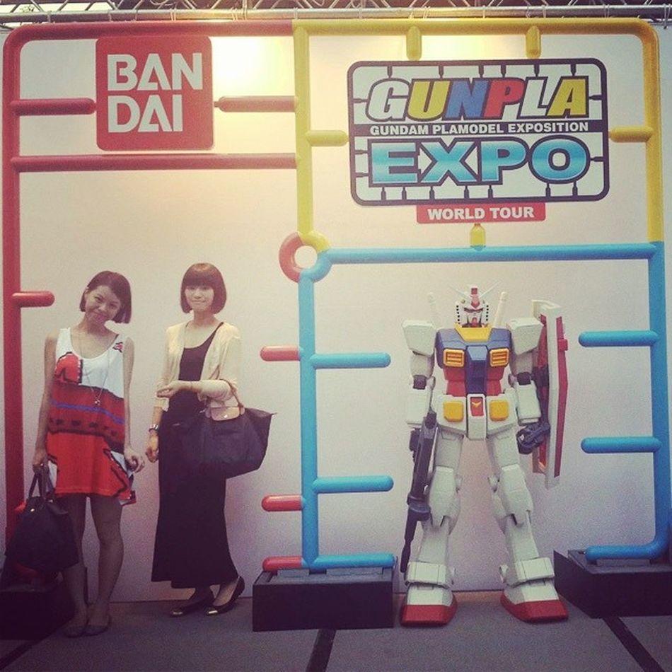 CUNPLE EXPO in 松山文創園區 Cunple Expo 松山文創園區 鋼彈 Dartmeco