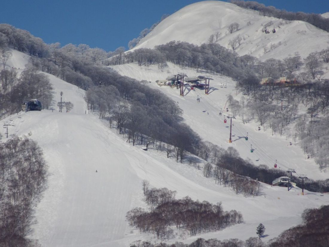 Mountain Snow Cold Temperature Winter Adventure Real People Skiing Nature Weather Mountain Range Outdoors Day Beauty In Nature Leisure Activity Tree Lifestyles Scenics Non-urban Scene Men Ski Holiday