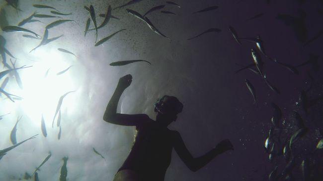 Nadando First Eyeem Photo