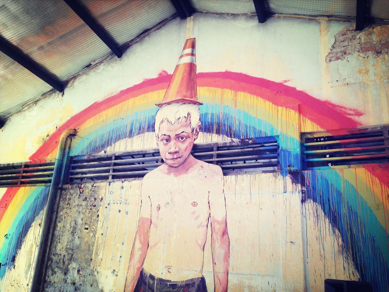 Ernestzach Street Art Penang Penang Street Art