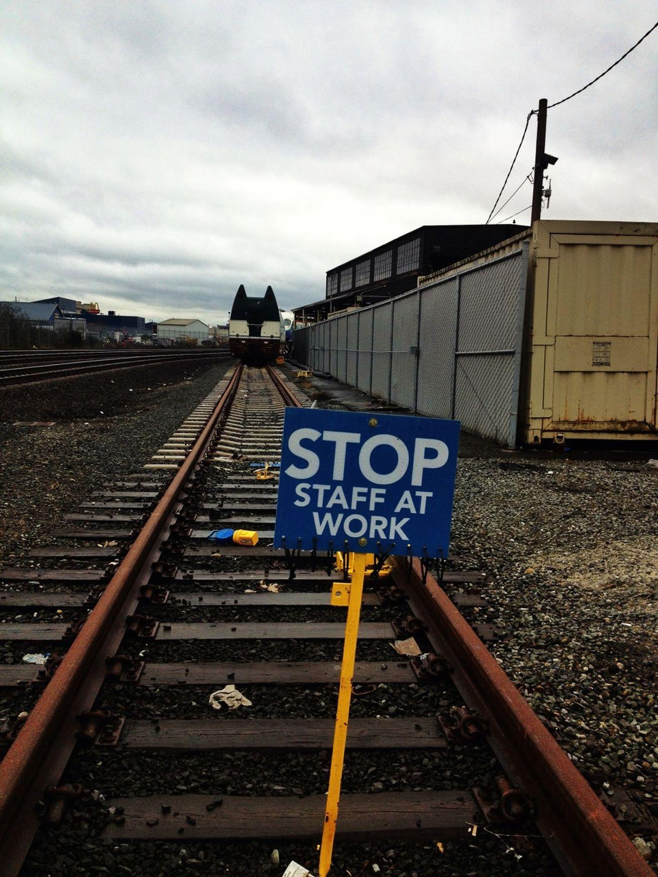 Signs - Warnings