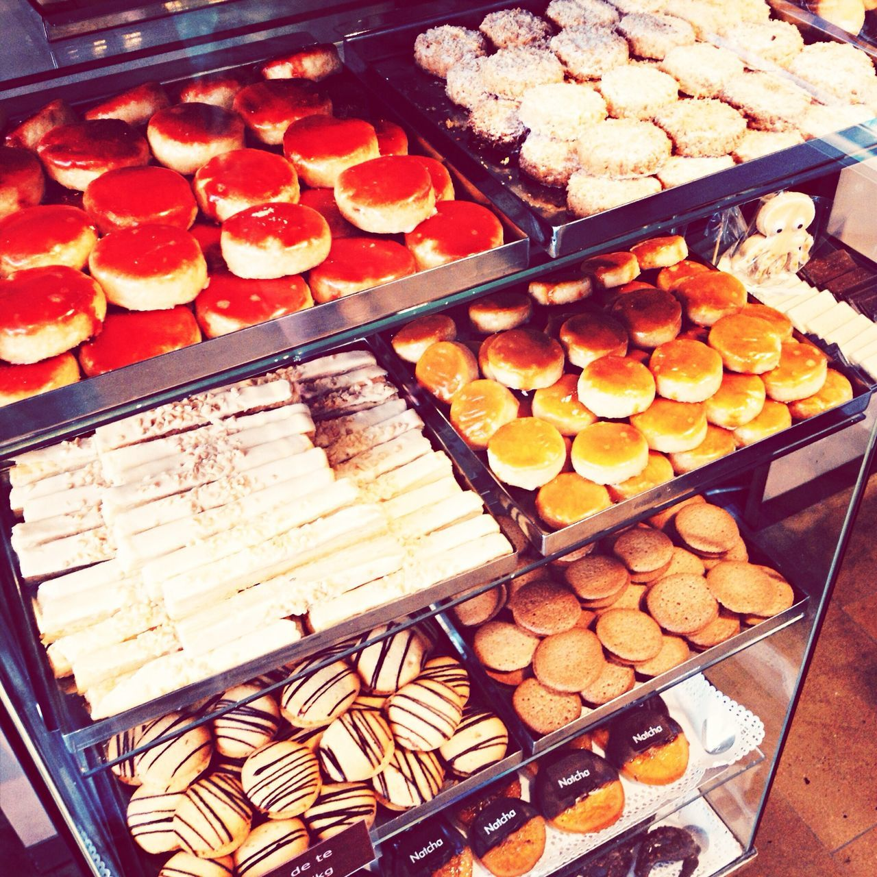 Coockies Color Dessert Sweet Smell