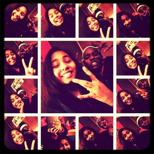 My & My Thug Raven (: