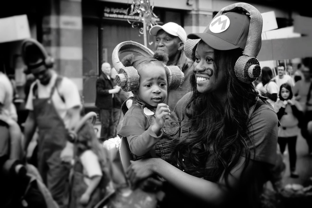 Manchesterday Mcrday Smile Mario Child RePicture Motherhood