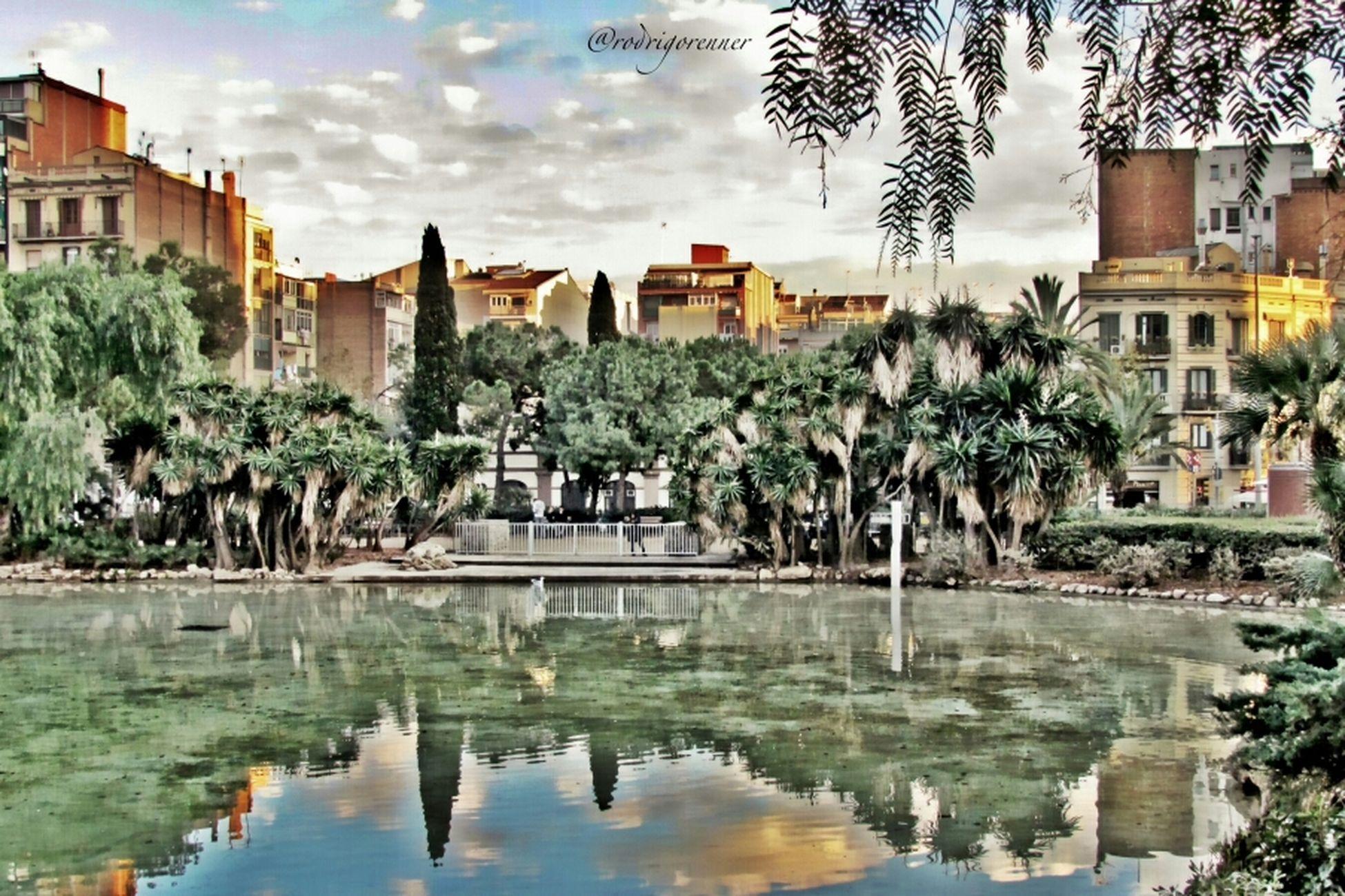 Barcelona/Spain My App Is Working Now! \o/