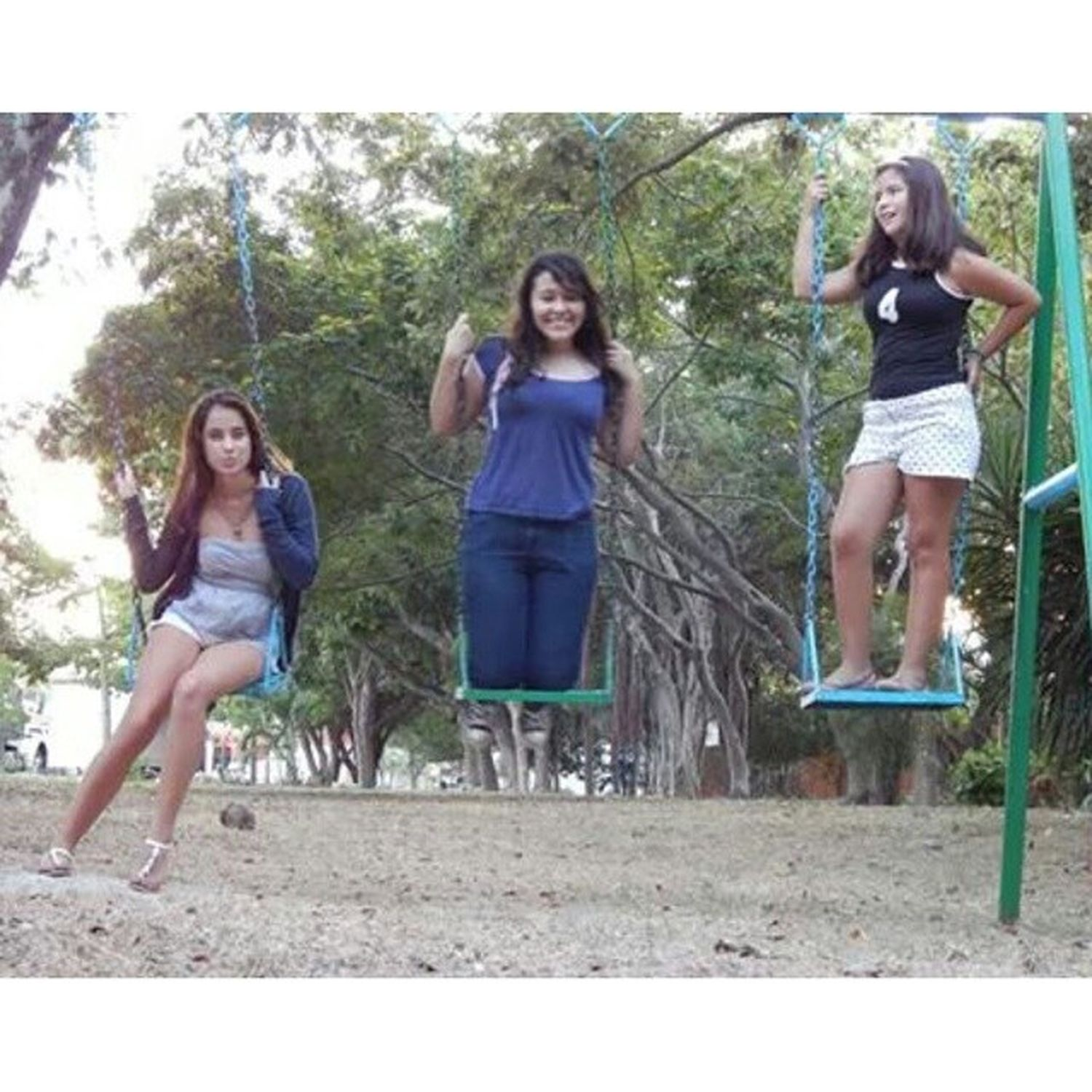 Playing like kids • NormalPicture Pic Photos Shots CrazyGirls PicOfDay PictureOfDay LikeforLike LikeForSpam SpamForSpam :)
