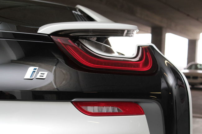 Bmw BMW I8 Brake Lights Brakelight  Car_photography Cars Close-up Curvature Day Electric Car Exterior Focus On Foreground Hybrid I8 Land Vehicle Mode Of Transport Molded Molding Part Of Red Transportation