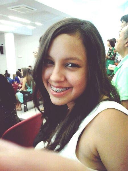 Me Graduation Tió Smile:)