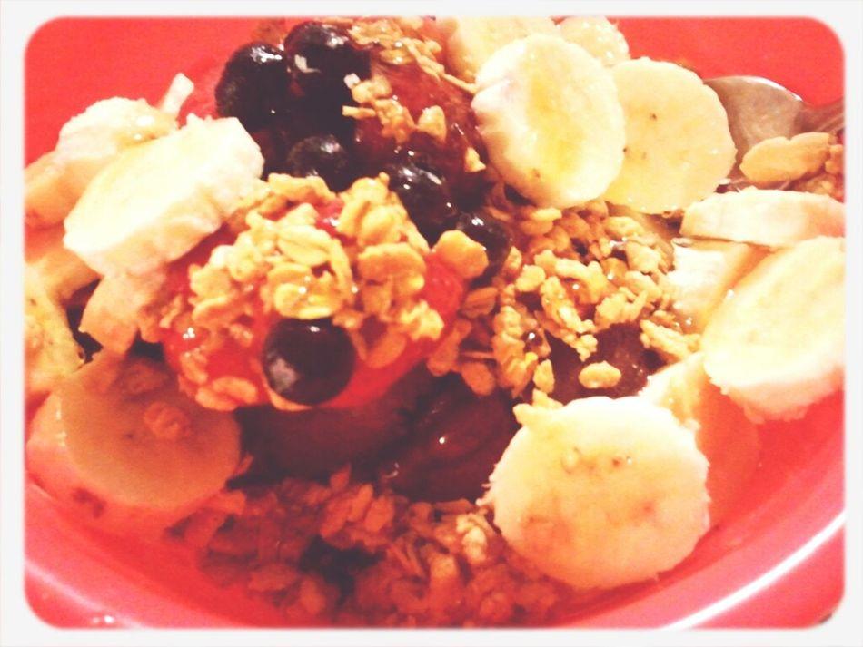 homemade acai bowl :)