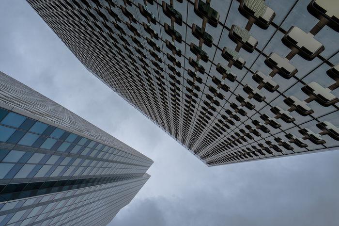 La Defence Architecture France La Defence, Paris Paris Build Structure Building Building Exterior Fasade No People