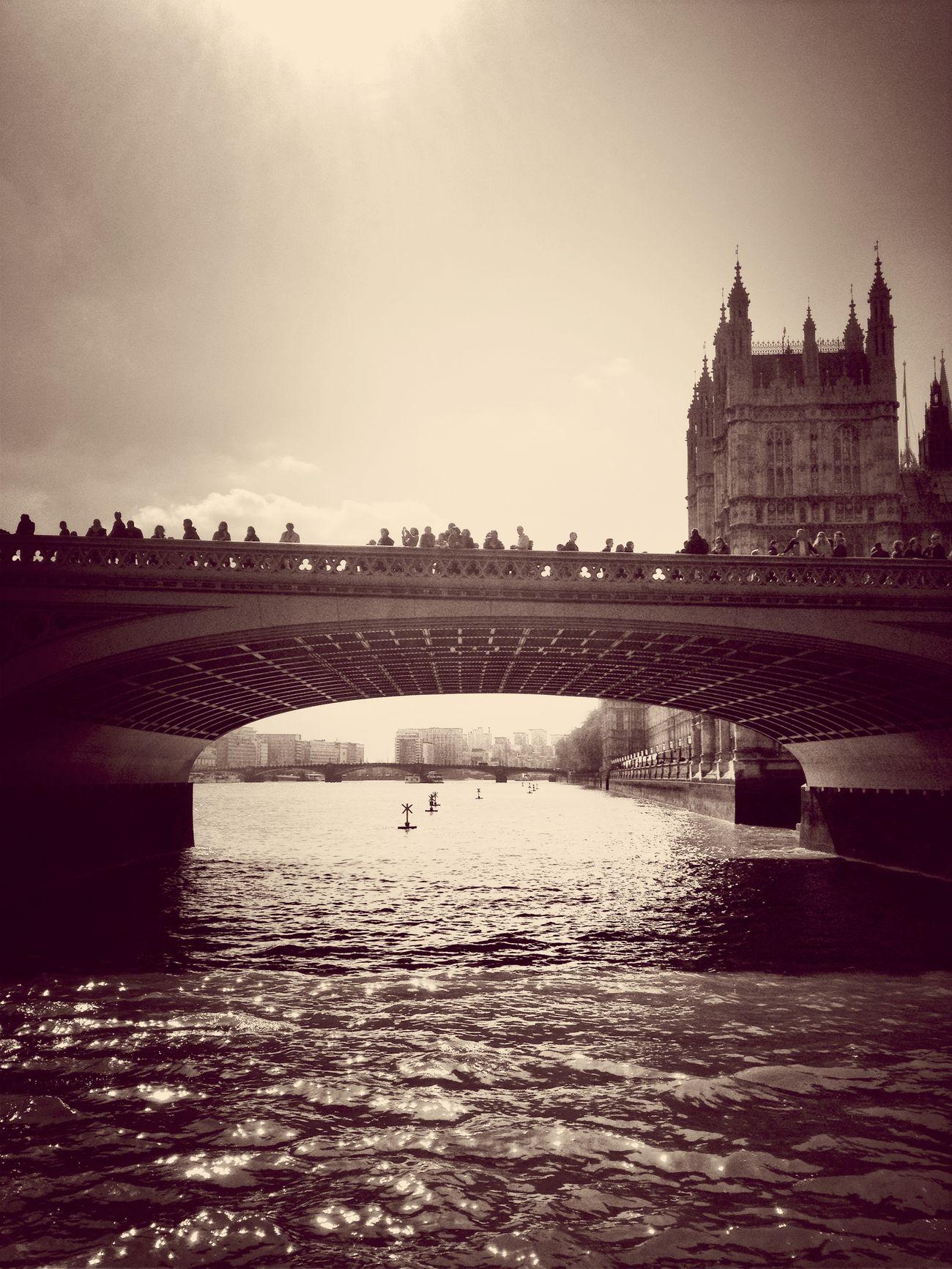 At Westminster Bridge