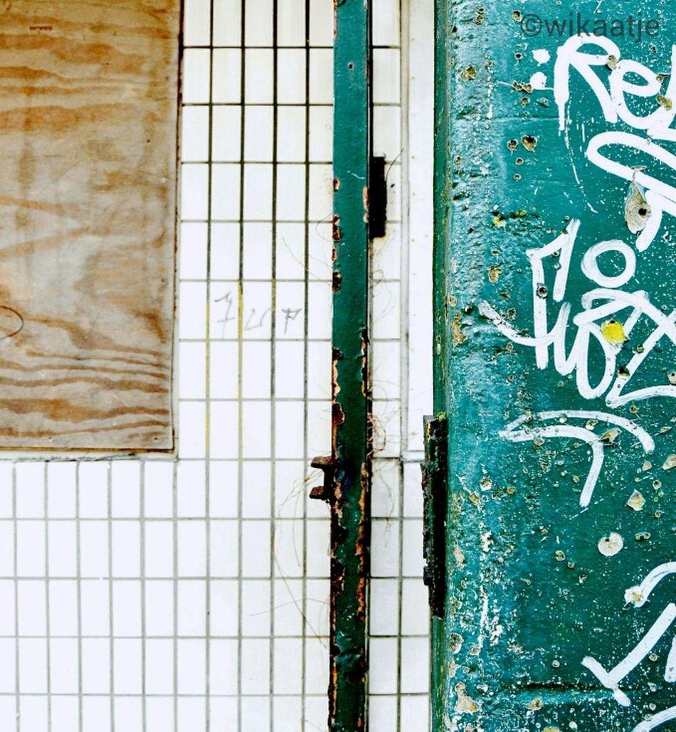 green mondriaan? Tiles Green Haarlem Typography At Mondrian Eye4photography  Lichtfabriek Haarlem Grafitti