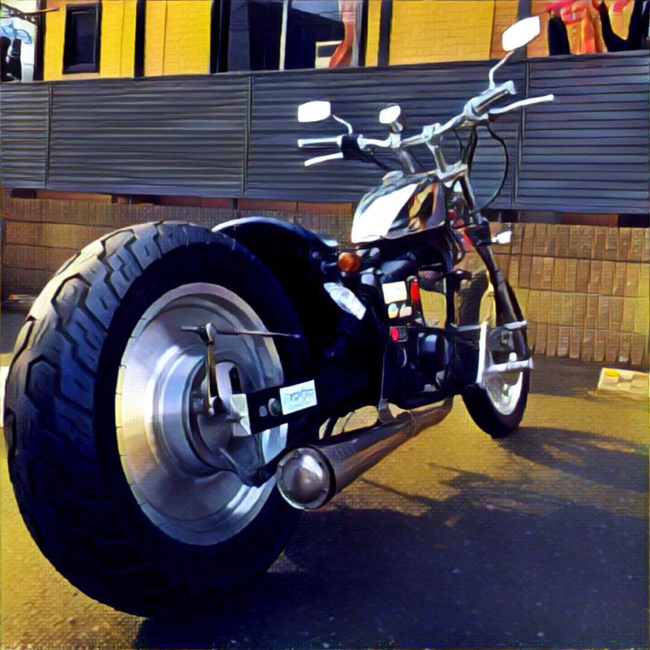 マグナ50 Moterbike Magna50 Honda Motercycle