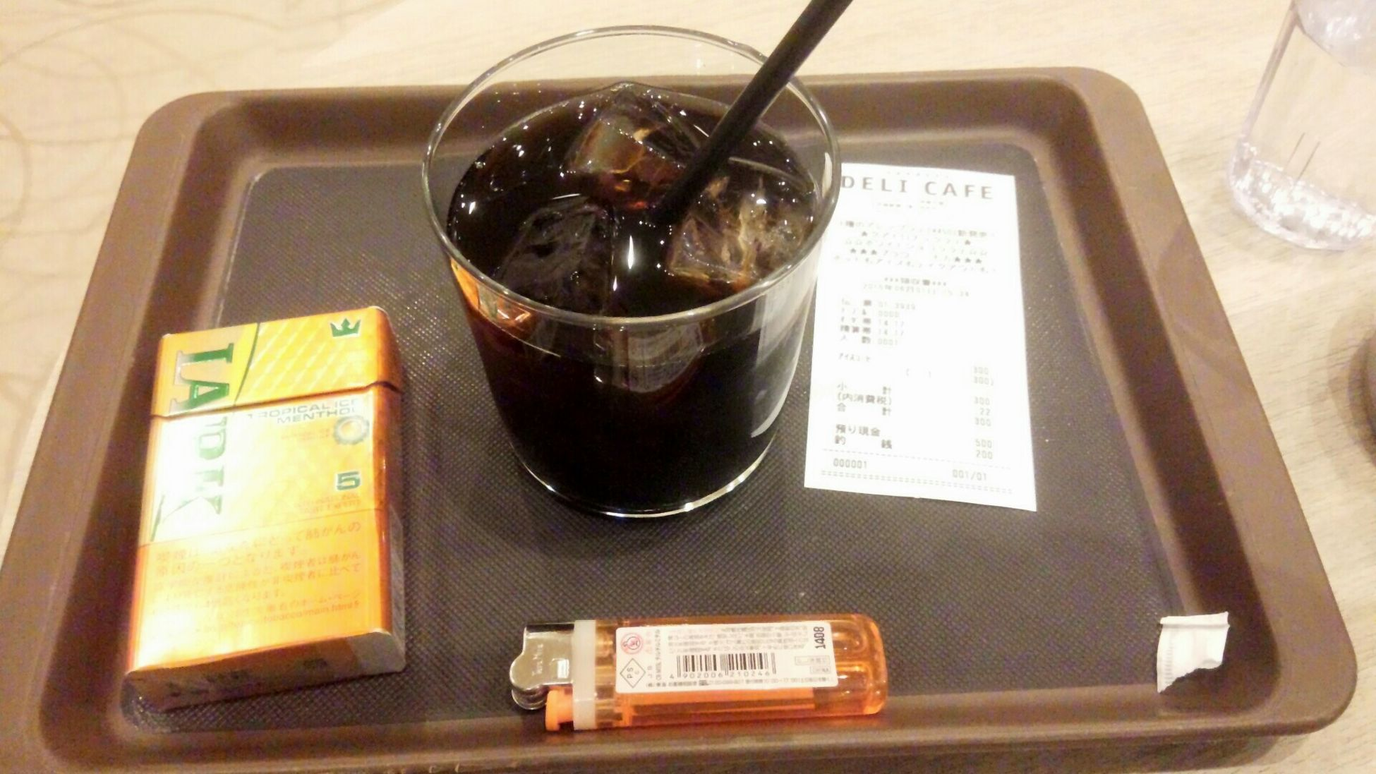 Coffee And Cigarettes Coffee Break Iced Coffee Taking Photos Coffeetime Amagasaki