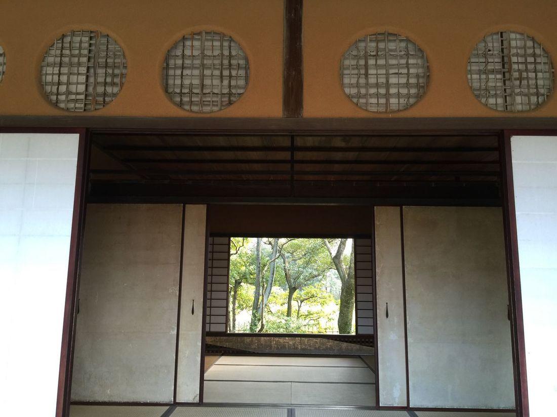 Interior Views 茶室 Japanese Style Imperial Villa