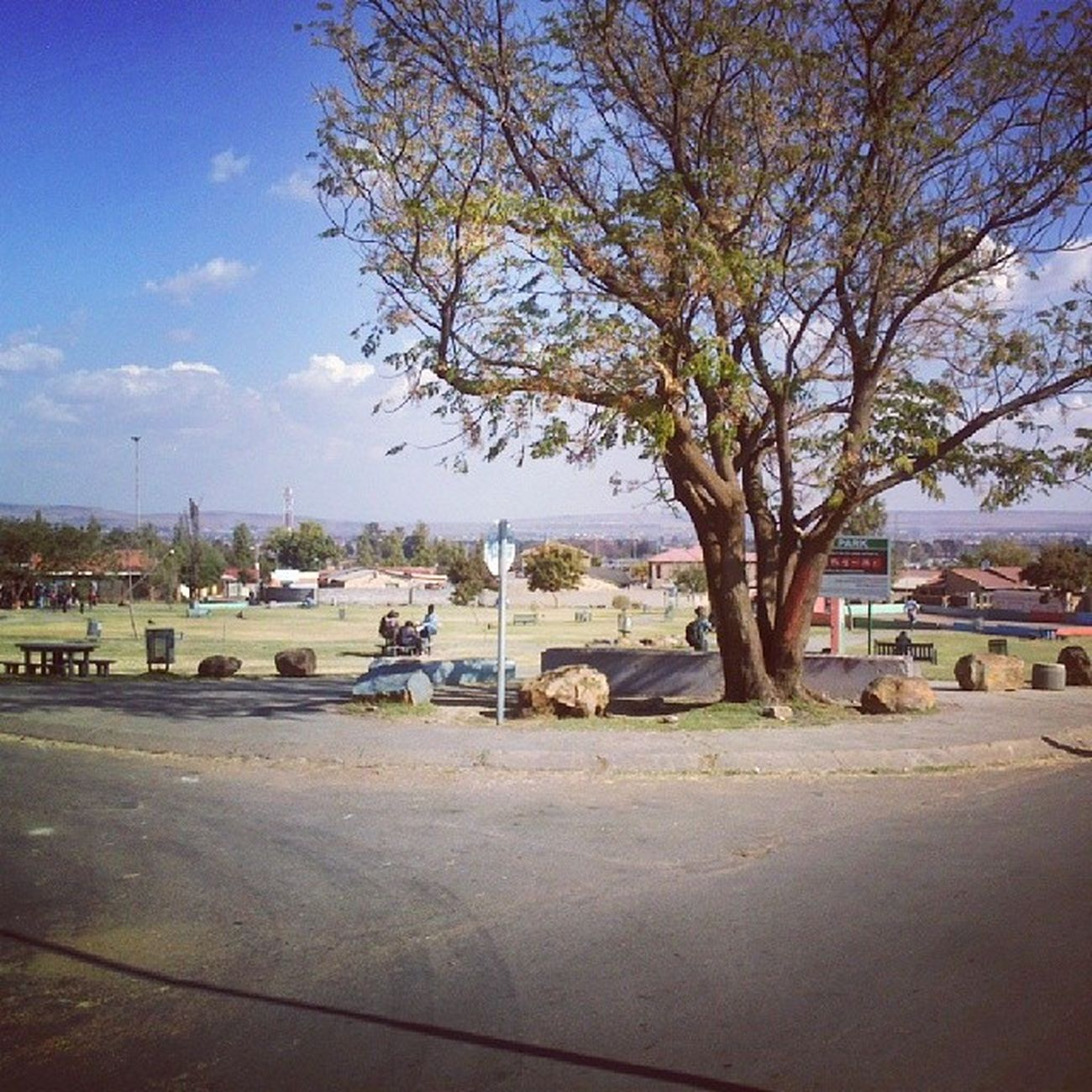They call it Awela Park but we say ndiParkani. Instawhatwhat Random Chiawelo AwelaPark