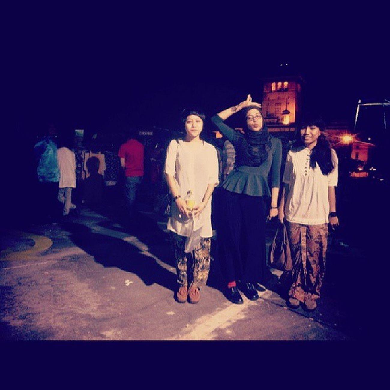 Malam pesta muda-mudi Pasobumbung2013
