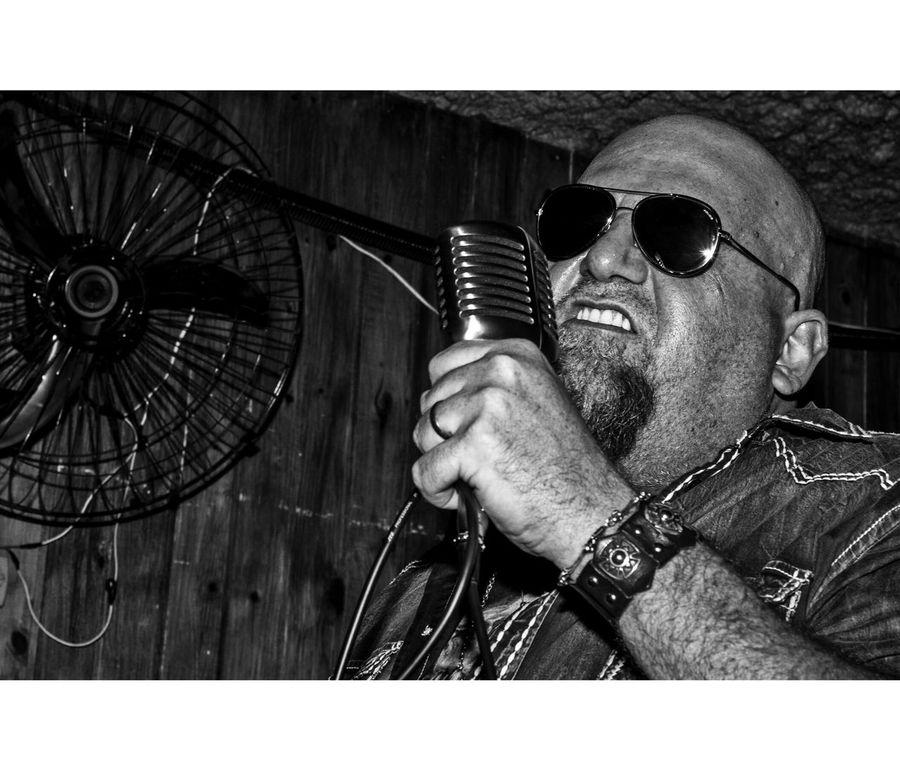 Banda LinguaSeca no RockU / Underground Rock'n'Roll Blackandwhite Ruaaugusta Saopaulo SpadesCafe OpenEdit EyeEm Best Shots