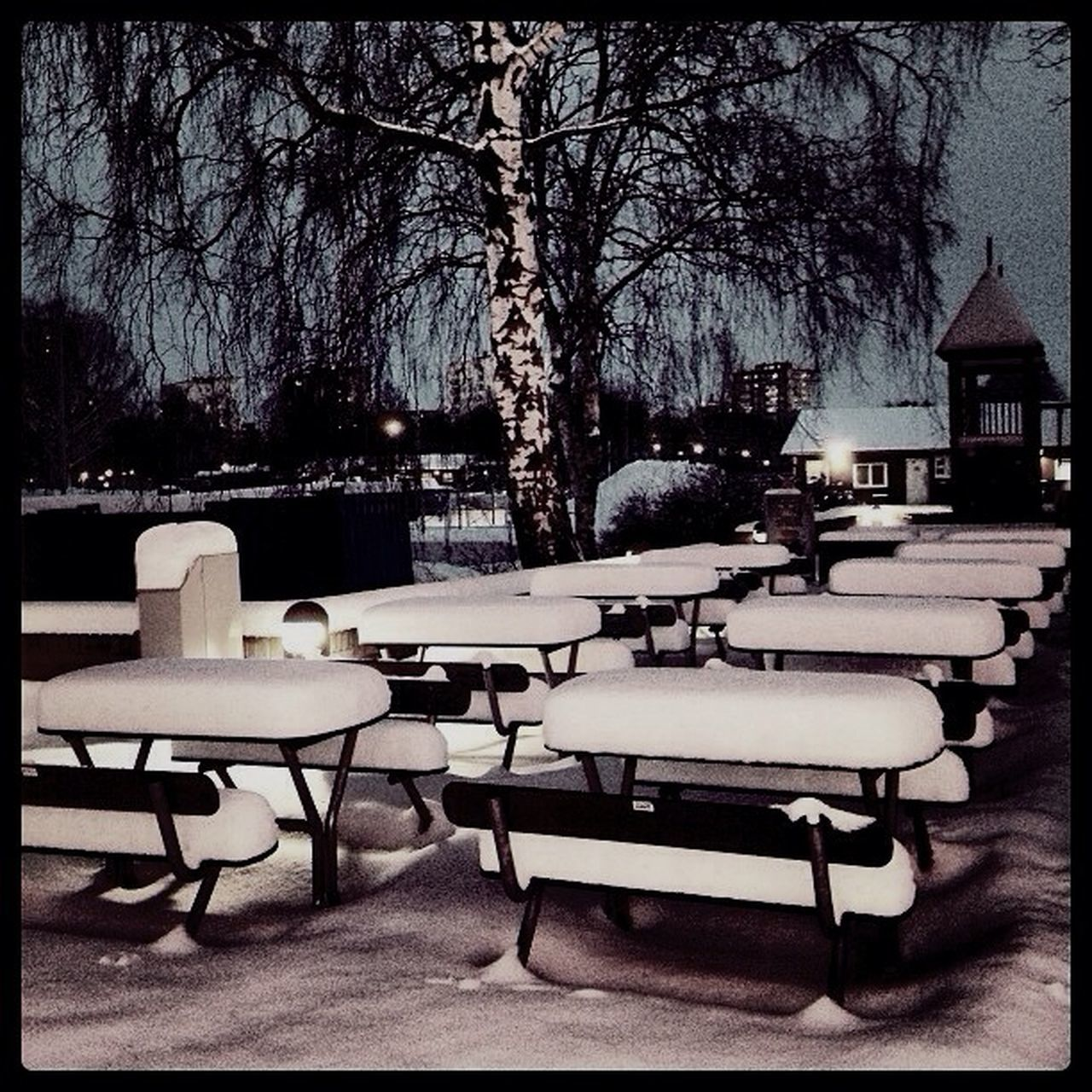 Stockholm's Winter ! Horror Check out OfanPhotography